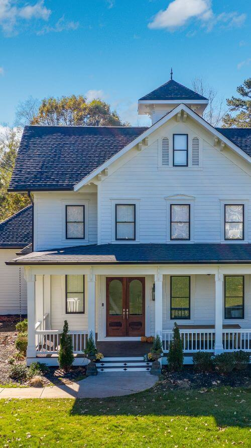 exterior painting in Mooresville, NC
