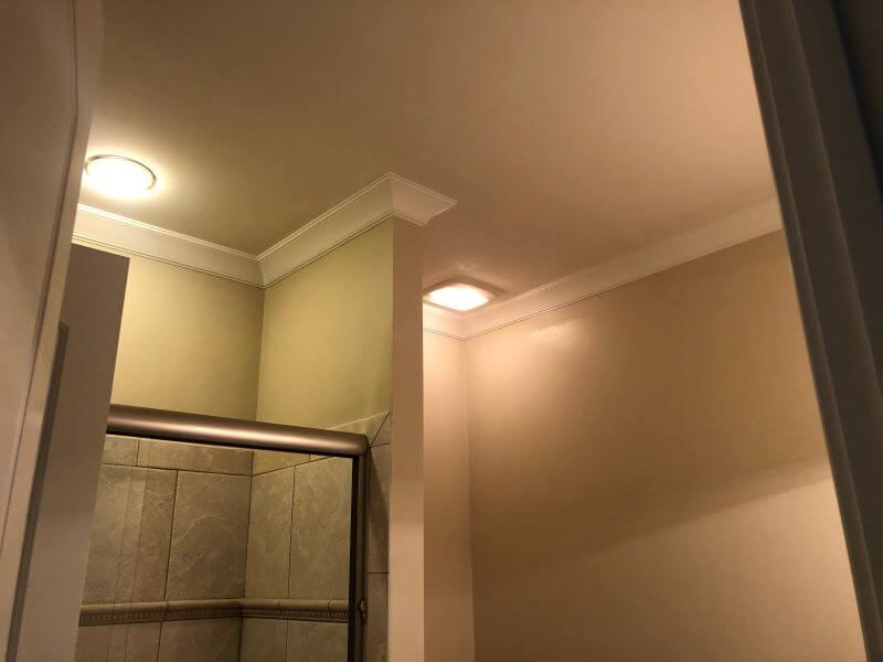 interior bathroom painting