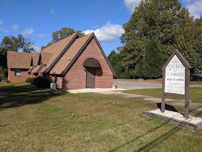 mooresville church of christ