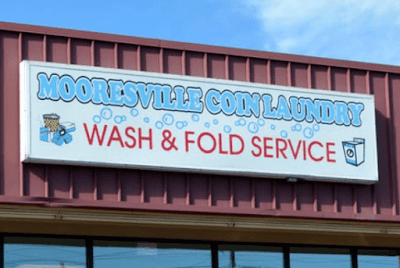 mooresville coin laundry